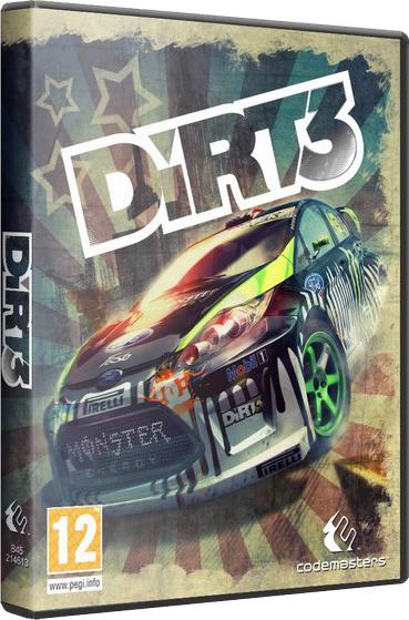 Descarca Gratis DiRT 3 (RePack) {+DLC} [2011 / English]